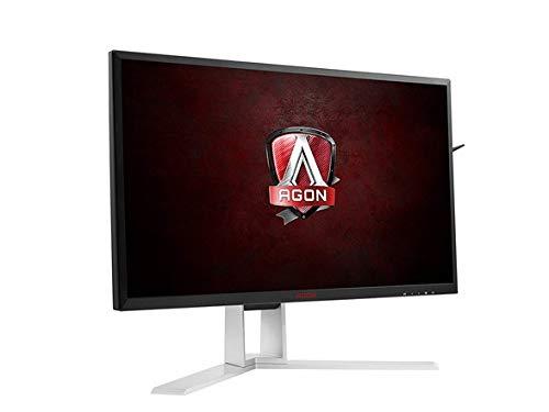 AOC Agon AG352UCG 35' Curved Gaming Monitor, G-SYNC, WQHD (3440x1440), VA Panel, 100Hz, 4ms, Height Adjustable, DisplayPort, HDMI, USB 3.0
