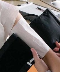 BLOOD PRESSURE BARRIER CUFF 22.5''X8'' ADULT LARGE