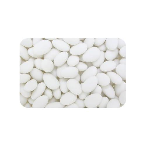 Luxury Italian Sugared Almonds White (1kg box)