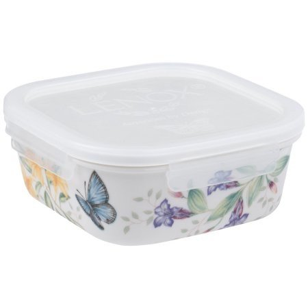 Lenox Butterfly Meadow Serve and Store Container Bowl, -