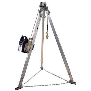 - Salalift® II & Tripod Rescue System - salalift ii winch with 60' cable & 7' tripod