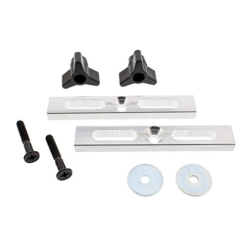 - DCT | Fixture Bar Locking Kit, Miter Slider Bar Miter Bar for Table Saw Miter Bars for Table Saw, Router, Disc Sander