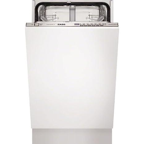 AEG F78420VI0P Totalmente integrado 9cubiertos A++ lavavajilla ...
