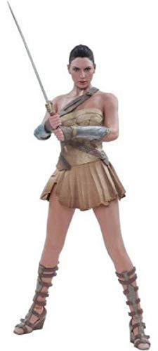 Hot Toys DC Comics Wonder Woman (Training Armor Version) 1/6 Scale Figure