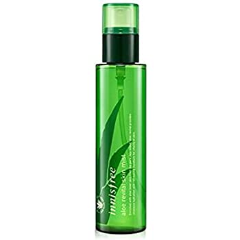 Innisfree Aloe Revital Skin Mist 120ml 2015.6. New Arrival Item/Moisturizing