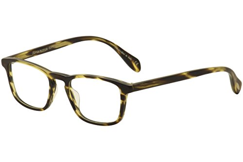 Oliver Peoples Larrabee OV5005 5005 1474 Semi-Matte Cocobolo Optical Frame - Cocobolo Oliver Peoples