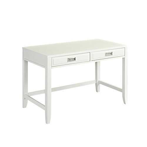 Newport White Student Desk by Home Styles