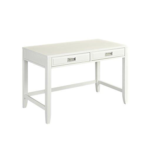 Home Styles 5515-16 Newport Student Desk, White