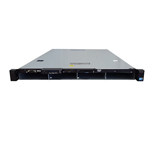 (PCSP R410 12-Core 2.66GHz Rack-Mounted Server 24GB RAM 8TB Storage (4X 2TB HDD) SAS 6/iR iDRAC6 2X 500W)