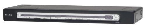 PRO3 8-Port KVM Switch PS/2 & USB -