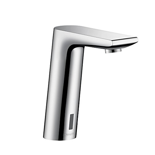 hansgrohe metris electronic faucet. Black Bedroom Furniture Sets. Home Design Ideas