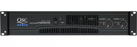 QSC RMX 1450a Hogar Alámbrico Negro - Amplificador de audio (1400 W, A/B, 1%, -100 dB, 20000 Ω, 20-20000 Hz): Amazon.es: Electrónica