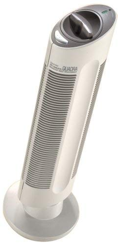 Amazoncom Sharper Image Ionic Breeze Quadra Silent Air Purifier