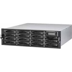 Micronet Genesis Dual - Unidad de disco múltiple (32768 GB, Serial ATA II, 2048 GB, Fibre Channel, RS-232, 1200 W)