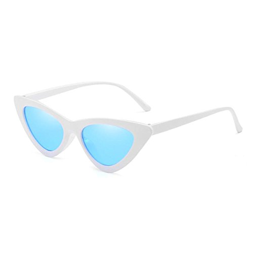 de sol de de New Gafas Gafas Triangle Small Gafas transparentes Eye Box Cat C12 sol sol Juleya nBUOqqwAW7