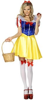 Fever Fairytale Adult Costume - Small -