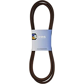 D/&D PowerDrive A141 V Belt  1//2 x 143in  Vbelt
