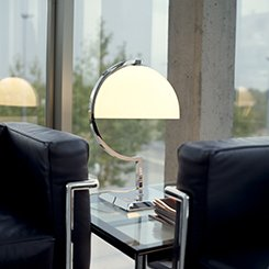Lampara de sobremesa Bauhaus: Amazon.es: Iluminación