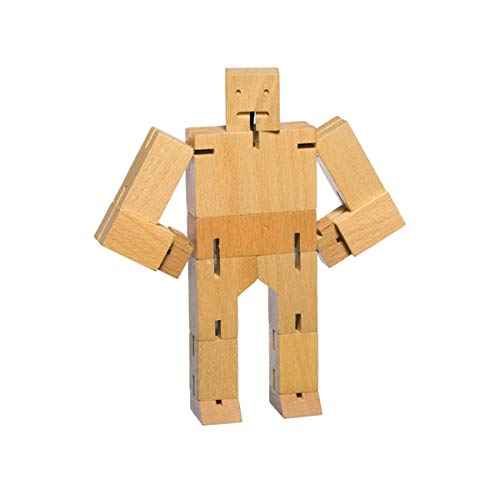 Areaware Cubebot Micro (Natural)