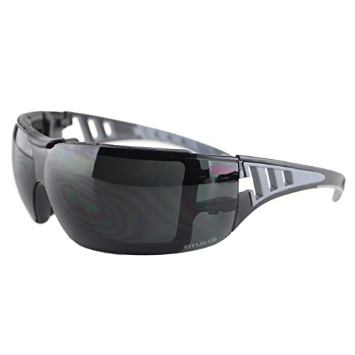 Titus G31 Motorcycle Snowboarding High Wind Goggles - Sports Riders Safety - Coupon Sunglass Rage