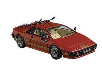 Lotus Turbo Diecast Model Car from James Bond For Your Eyes Only