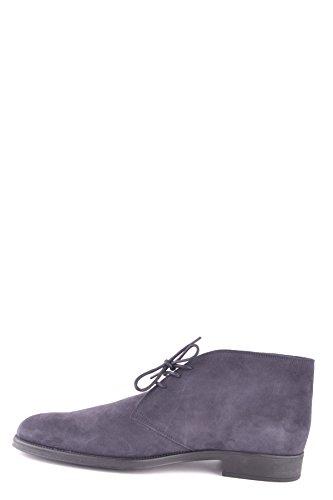 Deaths Mcbi293117o Desert Boots In Pelle Scamosciata Blu