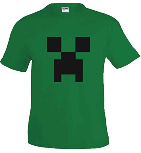 Minecraft Babydoll Creeper Verde Minecraft Babydoll Minecraft Verde Medio Medio Creeper Creeper Verde Medio Minecraft Babydoll Creeper Babydoll wnwpxCzYEq