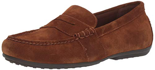 Polo Ralph Lauren Men's Reynold Driving Style Loafer, New Snuff, 8.5 D US