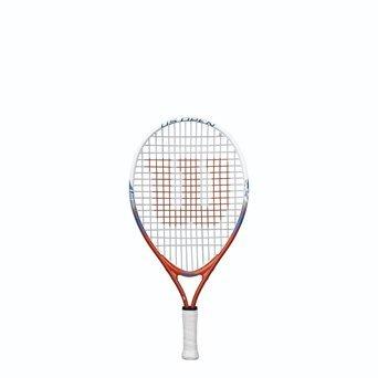 "Wilson 55064 Junior US Open Tennis Racquet, 19"" L"