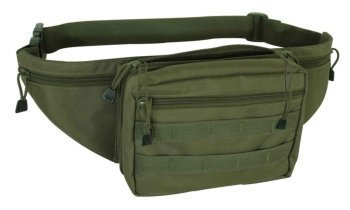 (Voodoo Tactical Hide-A-Weapon Fannypack Olive Drab)