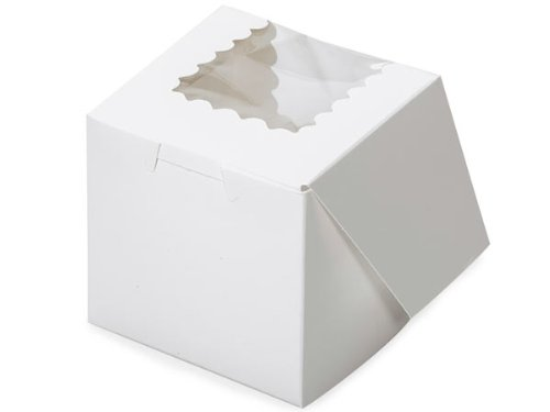 Bakery Boxes - 4x4x4