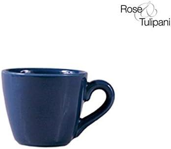 Rose y Tulipanes r131800023 F & C Taza TE sin platillo, Pack de 6 ...