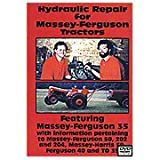 Ferguson Hydraulic Repair Video (Dvd)