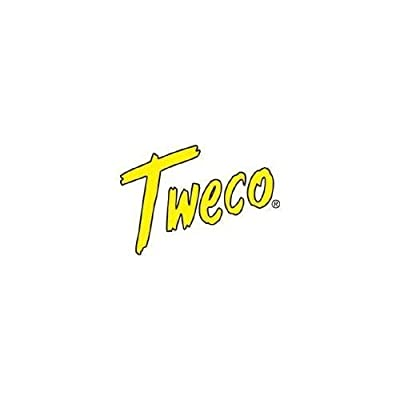 Tweco 1030-1602 Professional No. 3 Air Cooled MIG Gun (300A, 035-045, 12FT, Euro-Kwik)