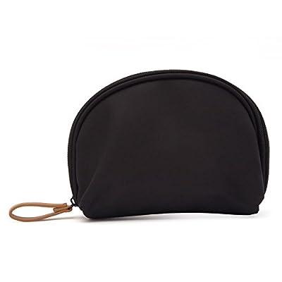 LULANSac cosmétique inclus dans l'emballage de petite taille les bagages de voyage compact mini portable étanche ,16*12cm, noir