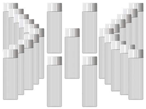 HB Sensory Bottles, 350mL, Set of 25 Empty Bottles