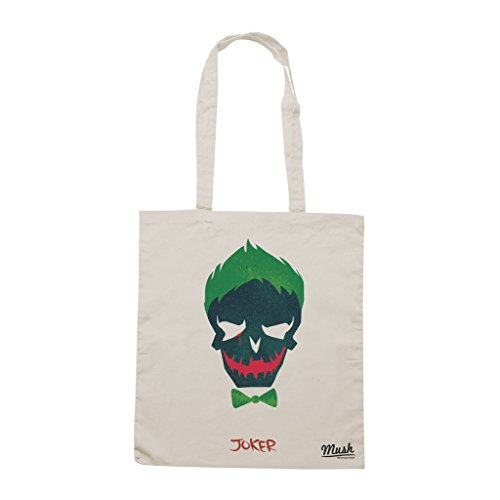 Borsa SUICIDE SQUAD JOKER - Panna - FILM by Mush Dress Your Style