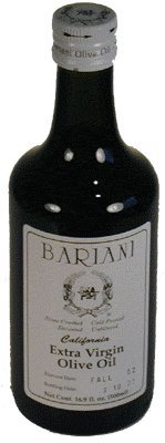 Organic Bariani Extra Virgin Cold Pressed Olive Oil 500 ml bottle