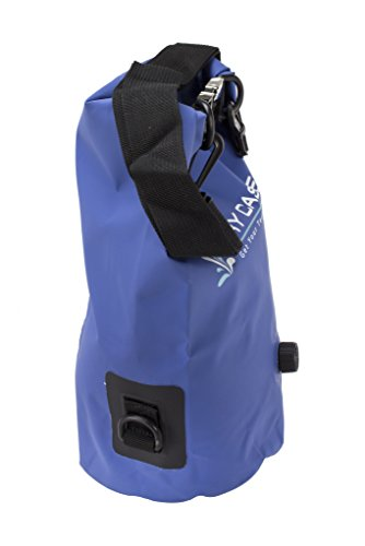 DryCASE Deca Drybag 10 L Dry Bag, Large Blau