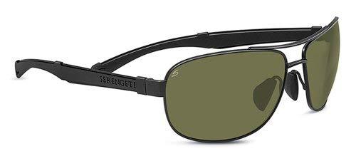Serengeti Cosmopolitan Coll. Norcia Sunglasses Frame 7971 Satin Black/black New
