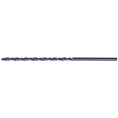 Connex COX970300 Rolled Long Version HSS Drill Bit, Silver, 10 x 184 mm Conmetall