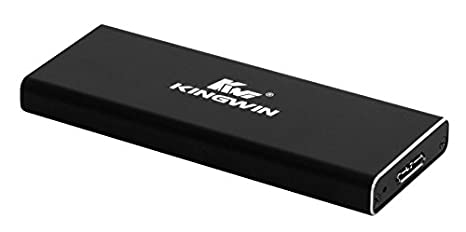 Amazon.com: Kingwin KU-3200U3C CNC Aluminio Dual M.2 NGFF B ...