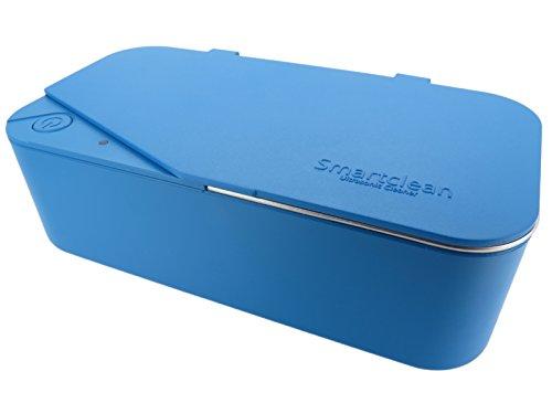 Smartclean Vison.5 Household Ultrasonic Cleaner Slim Compact Eyewear Cleaning ()