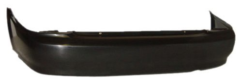 OE Replacement Mazda Protege Rear Bumper Cover (Partslink Number MA1100150)