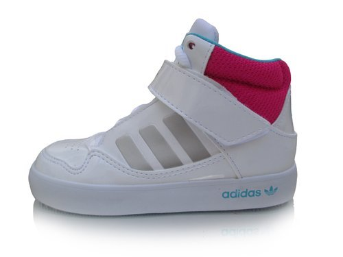 Adidas Originals AR 2.0 Q35437 J, Weiß UK-5-EUR-38
