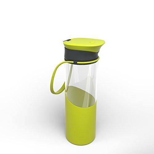 Calibre Drinking Bottle with a Convenient Flip Top Cap - - Bottle Ounce Cats 4