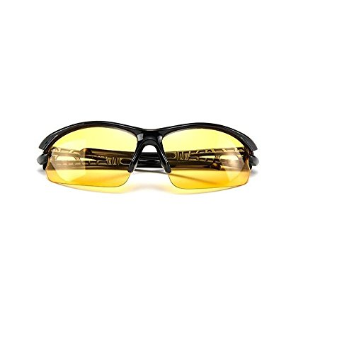 Night Sight Driving HD Glasses Night Vision Sunglasses Anti Glare - At Year Sunglasses Night