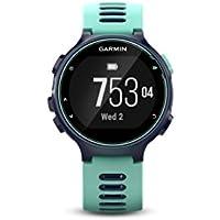 Garmin Forerunner 735XT Handheld GPS (Midnight Blue & Frost Blue)