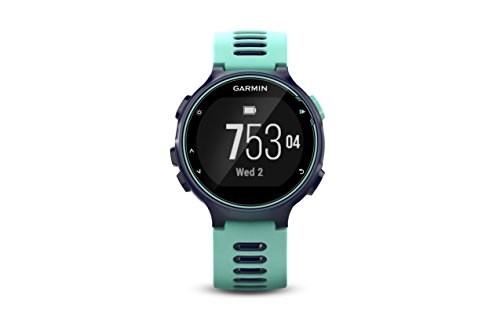 Navigation System Auto Reviews (Garmin Forerunner 735XT - Midnight Blue & Frost Blue)