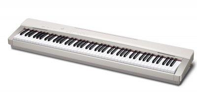 Casio PX-130 Privia Digital Piano - White by Casio (Image #1)